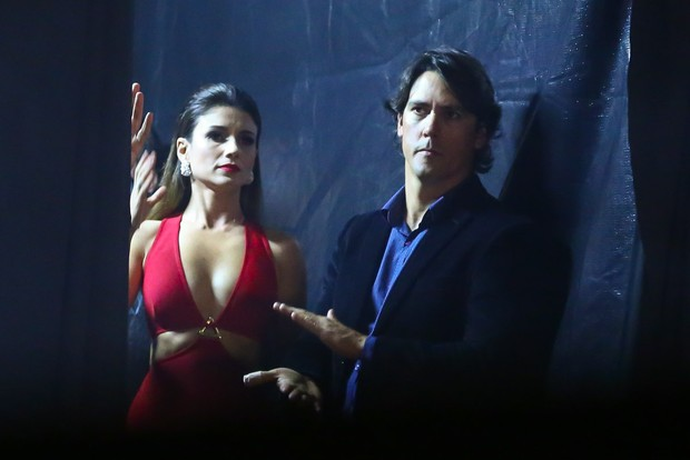 Paula Fernandes e Henrique do Valle (Foto: Manuela Scarpa/Brazil News)