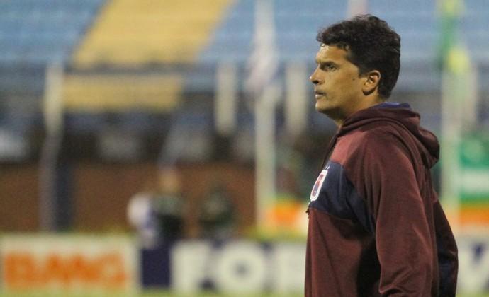Claudinei Oliveira, técnico do Paraná Clube (Foto: Jamira Furlani/Avaí FC)