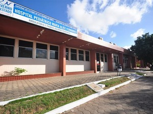 Hospital Maria Alice Fernandes (Foto: Tribuna do Norte)