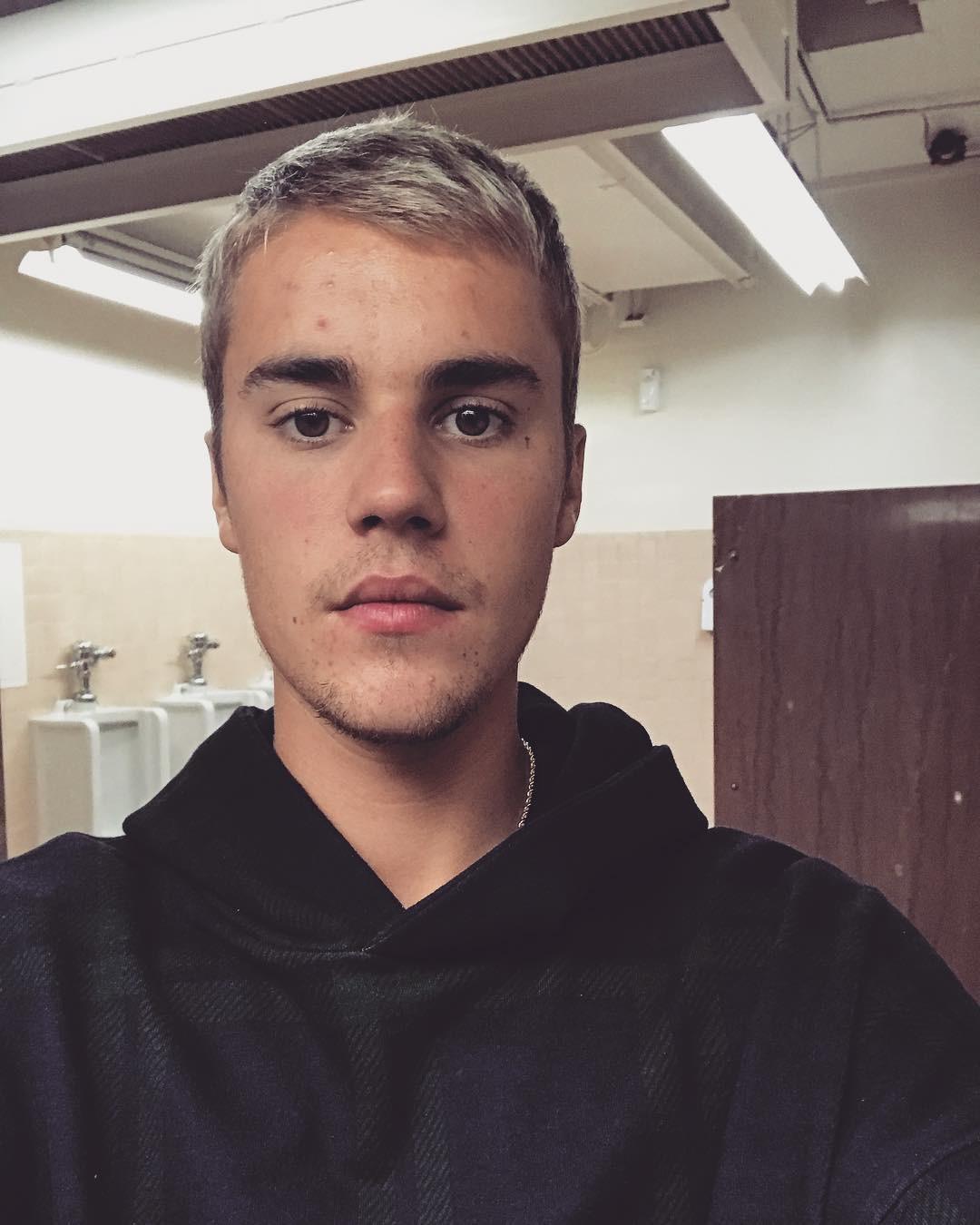 Justin Bieber fez desabado nas redes sociais (Foto: Instagram/Reprodução)