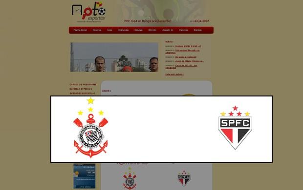 Braghetto site oficial clientes (Foto: Reprodução/Site Oficial)