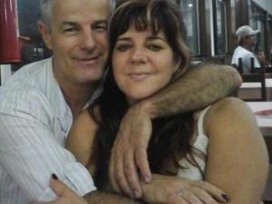 Jaeder e Maria Eunice (Foto: Reprodução/Facebook)