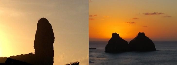 Morro do Pico e Morro Dois Irmãos
