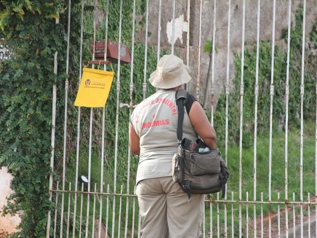 Agentes de endemias Londrina (Foto: Divulgação/Prefeitura de Londrina)