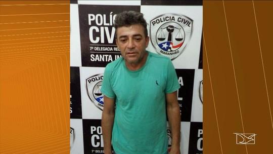 Polícia Civil prende homem suspeito de crimes no Maranhão