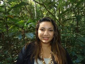 Elenira Mendes (Foto: Arquivo pessoal)