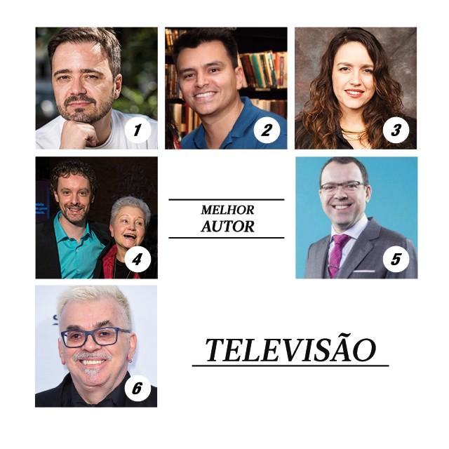 Autor de TV (Foto: .)
