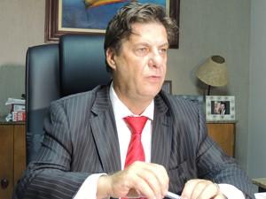 Advogado José Beraldo  (Foto: Carolina Paes/G1)