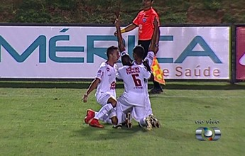 Robston arranca empate no fim, e Vila Nova evita derrota para o Anápolis: 1x1