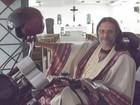 'Às vezes, a batina cheira à gasolina', diz padre fundador de motoclube