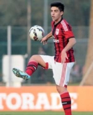 Christian Maldini Milan (Foto: Divulgação)