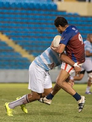 CE Na.For x Orixás Rugby final Nordeste Super Rugby XV (Foto: Divulgação)