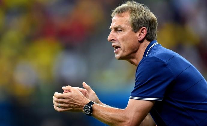 Jurgen Klinsmann Estados Unidos x Portugal (Foto: Getty Images )