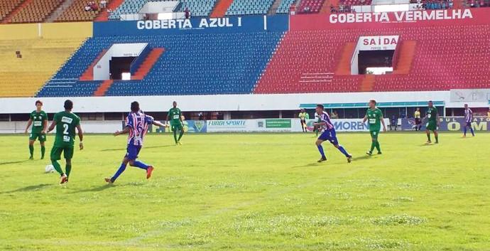 Novo x Serc no estádio Morenão (Foto: Anderson Ramos/Serc)