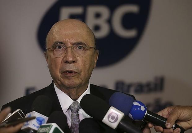 Ministro Henriques Meirelles (Foto: José Cruz/Agência Brasil)