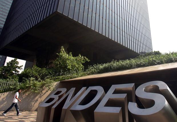 Sede do Banco Nacional de Desenvolvimento (BNDES) em Brasília (Foto: Agência Brasil/Arquivo)