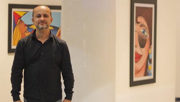 Confira a exposição 'Arte de Alexandre Nasce', em  Cascavel (Foto: Divulgação/ Michael Juliano)
