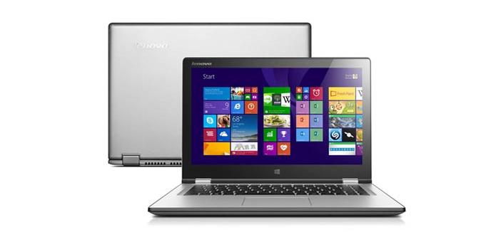 Yoga 2 é um conversível da Lenovo (Foto: Divulgação)