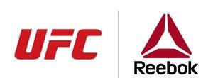 Logo do UFC e da Reebok (Foto: Divulgação)