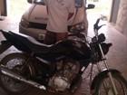 Jovem é preso por receptação de motocicleta em Buriti do Tocantins