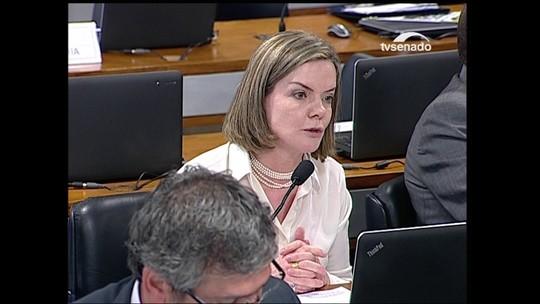 CCJ discute reforma trabalhista, em 'prova de fogo' para o governo