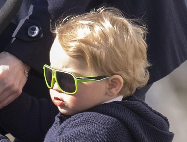 Baby George  (Foto: Grosby)