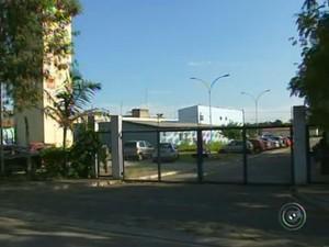 Condenado por matar ex-mulher fugiu do CDP de Sorocaba (Foto: Reprodução/TV TEM)