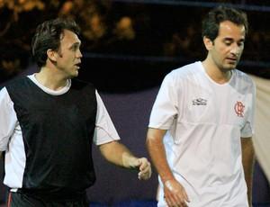 Petkovic em campo pelo Carioca Fut7 (Foto: Joaquim Azevedo/JornalF7.com)
