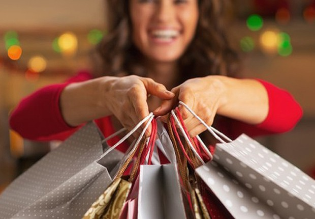 Compras de Natal ; fim de ano ; consumo ; varejo ; presentes de Natal ;  (Foto: Thinkstock)