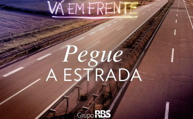 Botar o 'pé na estrada' é outra mensagem que pretende inspirar (Foto: RBS TV/Divulgação)