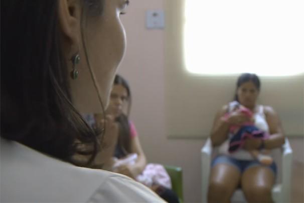 Bebês com microcefalia (Foto: Divulgação)