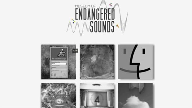 Museu online disponibiliza 'sons em extinção' (Foto: Reprodução)