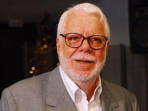 Manoel Carlos, o autor de 'Viver a vida' (Foto: Divulgação / TV Globo)