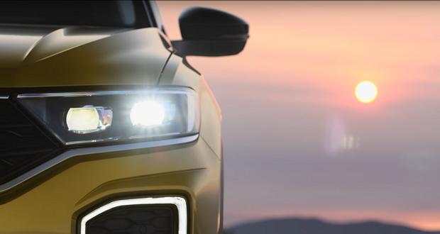 Volkswagen t-roc  (Foto: Reprodução)