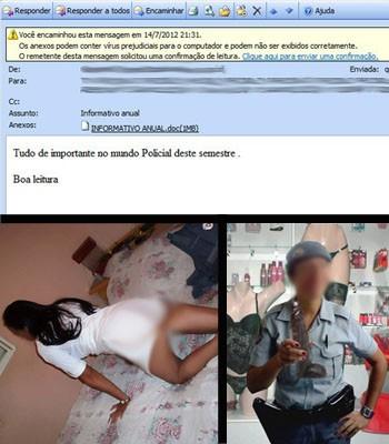 email PM vale Santos (Foto: Reprodução)