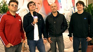 Skank relembra início da carreira ao lado de Xuxa; assista (TV Xuxa / TV Globo)