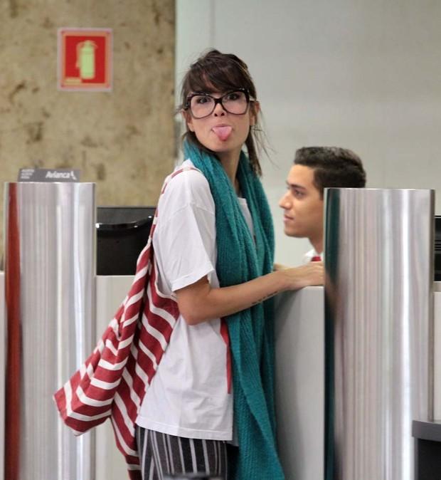 Maria Casadevall (Foto:  Orlando Oliveira/AgNews)