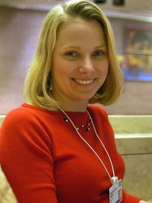 Marissa Mayer (Foto: EFE)