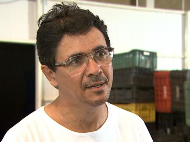 Nilson Fernandes, novo presidente da Coaf, em Bebedouro, SP (Foto: Valdinei Malaguti/EPTV)