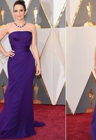Oscar 2016: Reese Witherspoon e Tina Fey usam looks quase iguais