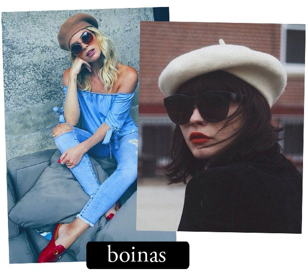 boinas (Foto: Divulgação)