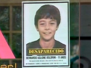 Pai e madrasta de menino de 11 anos encontrado morto são presos no RS (Foto: Reprodução/RBS TV)