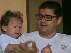 Sem imunidade, bebê com doença rara espera transplante de medula