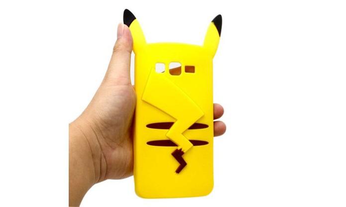 Capa com personagem deixa Galaxy J7 mais divertira (Foto Divulgação/Coronita)
