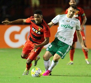 Sport x Palmeiras (Foto: Marlon Costa / Pernambuco Press)