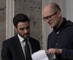 Caio Blat é dirigido por James Watkins na série da BBC 'McMafia' |  Nick Wal