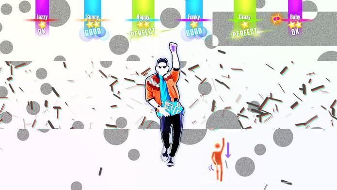 A canção Sorry de Justin Bieber pode ser testada na versão demo do game (Divulgação/Ubisoft)