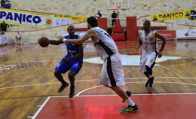 São José Basquete Minas NBB (Foto: Danilo Sardinha/GloboEsporte.com)