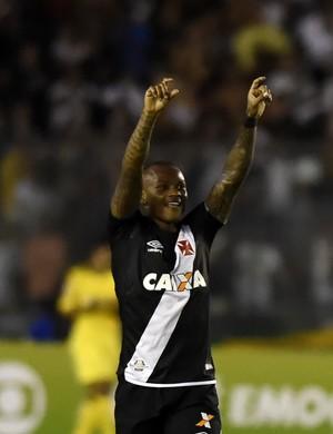 manga escobar gol vasco fluminense (Foto: André Durão / GloboEsporte.com)