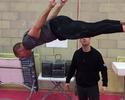 GSP mostra rotina de treino com argolas para luta com Michael Bisping